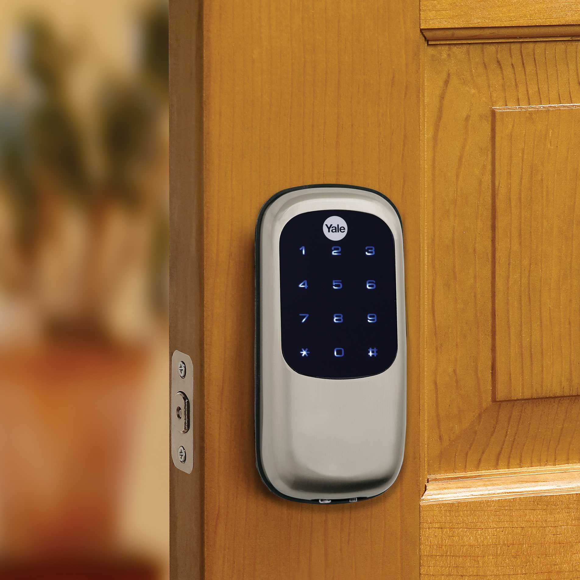 Yale Electronic Digital Deadbolt - Best Electronic 2018